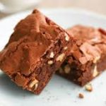 Receita de Brownie Diet